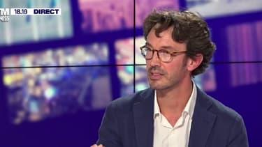 Thomas Follin, directeur général de Salto