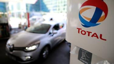 La compagnie pétrolière Total diversifie ses activités dans la vente de gaz naturel et d'électricité auprès des Français. (image d'illustration)