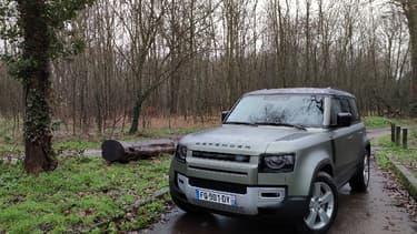 Le nouveau Land Rover Defender