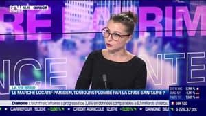 Marie Coeurderoy : Le marché locatif parisien, bientôt un retour à la normale ? - 19/10