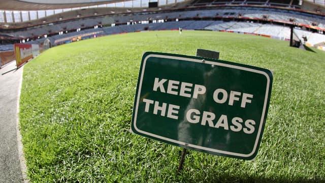 Le stade du Cap où vont jouer les Bleus