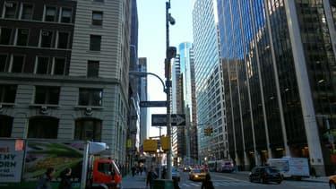 Les rues de New York (Photo d'illustration)