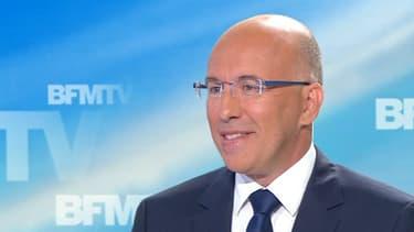 Le député LR Éric Ciotti.