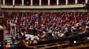 Séance de questions à l'Assemblée, le 10 janvier 2017.