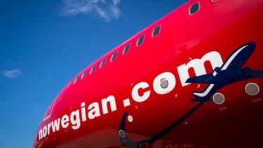 L'appareil appartenait à la compagnie Norwegian AIrlines