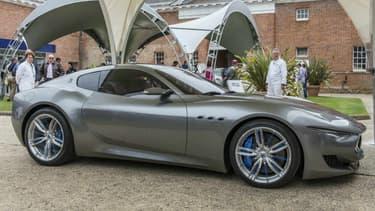 Annoncé pour 2016, le coupé Alfieri ne devrait finalement pas voir le jour avant 2020, car Maserati a revu ses priorités entre ses modèles.