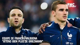 """Equipe de France : Valbuena """"attend bien plus de Griezmann"""""""