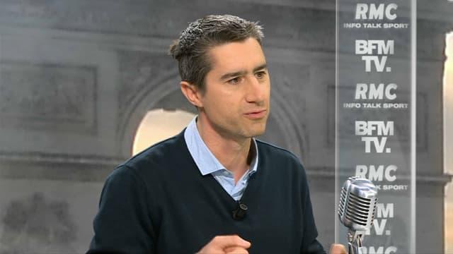 François Ruffin sur BFMTV mercredi matin.