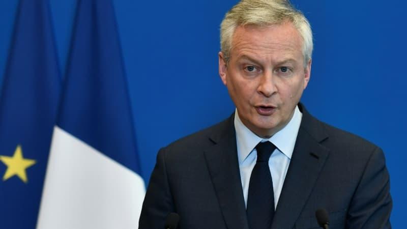 """La réforme des retraites reste une """"priorité"""", prévient Bruno Le Maire"""