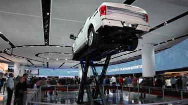 L'édition 2016 du salon automobile de Détroit a été un bon cru, avec 815.000 visiteurs.