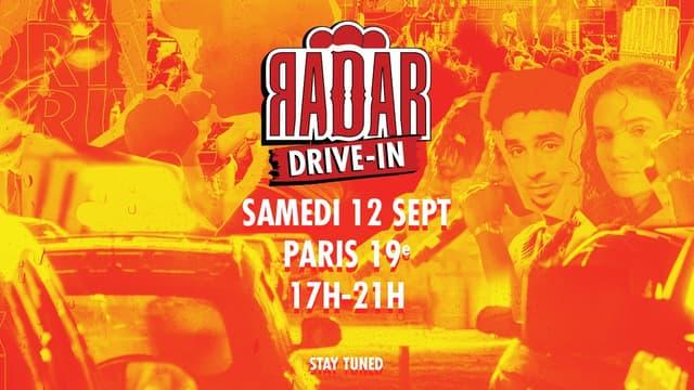 Une dizaine d'artistes vont se produire le 12 septembre lors d'un concert en drive-in.