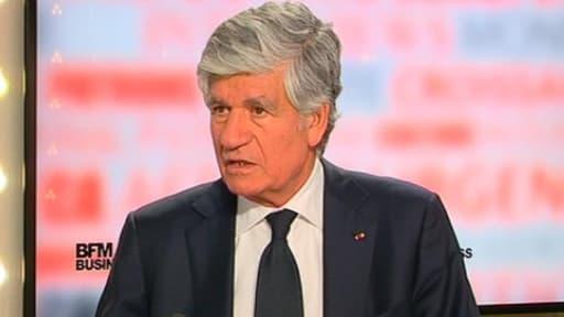 Maurice Lévy était l'invité de BFM Business ce jeudi 13 février
