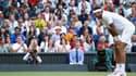 Juan Martin Del Potro à Wimbledon en 2018.
