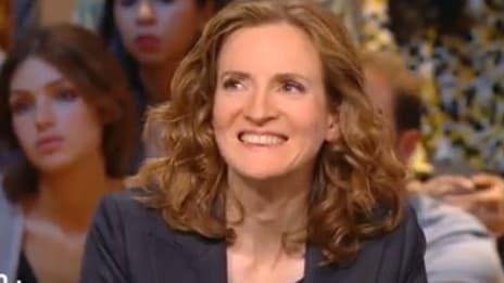 Nathalie Kosciusko-Morizet lundi soir sur Canal +.