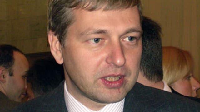 Dmitry Rybolovlev, président de Monaco