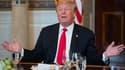 Donald Trump s'est montré satisfait de l'avancement des négociations commerciales.
