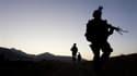 Patrouille de soldats français dans la province afghane du Wardak. Dans un enregistrement audio diffusé vendredi par la chaîne de télévision qatarie Al Djazira, Oussama ben Laden affirme que la France va payer cher sa politique en Afghanistan et ailleurs.