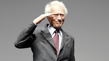 Clint Eastwood en 2017