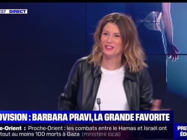 Eurovision: Barbara Pravi, la grande favorite - 14/05