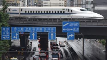 Les trains japonais sont particulièrement ponctuels.