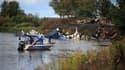 Un avion de ligne s'est écrasé en Russie mercredi peu après son décollage de la ville de Iaroslav, et 43 de ses 45 occupants ont vraisemblablement péri dans l'accident, selon le ministère russe des Situations d'urgence. /Photo prise le 7 septembre 2011/RE