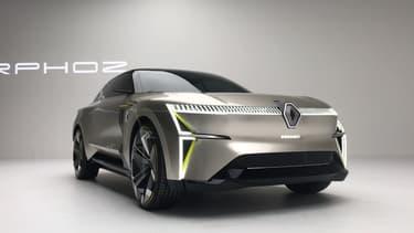 Renault dévoile ce lundi le Morphoz, un crossover électrique modulable en taille comme en autonomie.