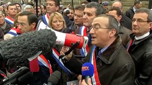 """Les élus anti mariage pour tous de """"l'Entente parlementaire pour la famille"""""""