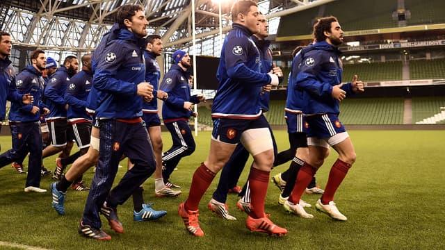 Irlande-France : le défi « 3 en 1 » des Bleus