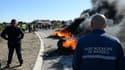 La raffinerie et le dépôt de carburants de Fos-sur-Mer, occupés depuis lundi par des militants CGT, ont été dégagés par les forces de l'ordre.