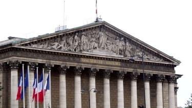 L'Assemblée nationale, où 476 députés (sur 577) sont concernés par la réforme du cumul des mandats