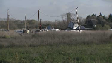 """L'évacuation de la """"Jungle"""" de Calais a débuté lundi."""