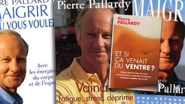 Pierre Pallardy, auteur de nombreux livres médicaux.