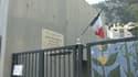 Une école maternelle de la commune de Cap d'Ail a été rebaptisée au nom de Samuel Paty, professeur d'histoire assassiné en octobre 2020.
