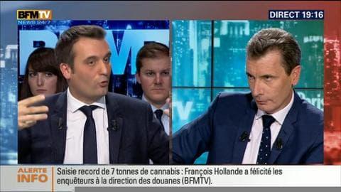 """""""L'accord entre la Turquie et l'UE sur les migrants est scandaleux"""", Florian Philippot (2/2)"""