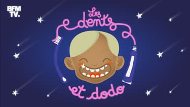 "Le podcast BFMTV, ""Les dents et dodo"""