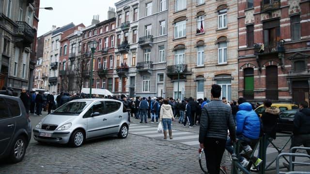C'est à Molenbeek que Salah Abdeslam a été arrêté il y a un an.