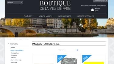 La Mairie de Paris a investi 30.000 euros dans son concept store.