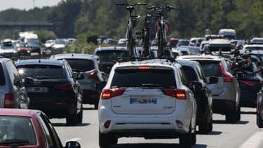 Attention au poids maximum de votre véhicule avant de prendre la route.