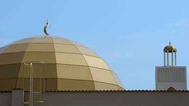 Une mosquée, image d'illustration.
