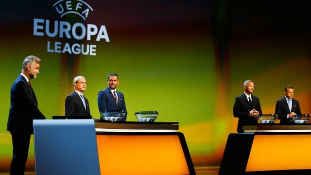Tirage au sort de la Ligue Europa