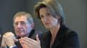 La directrice générale d'Engie, Isabelle Kocher, et son président, Gérard Mestrallet, s'opposent sur ce projet.