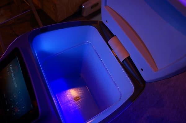 Le robot Relay peut transporter jusqu'à 15 kilos de matériel.