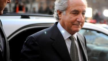 Bernard Madoff purge actuellement une peine de 150 ans de prison.