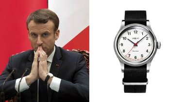 Cette Montre Est En Rupture De Stock Depuis Que Macron La Porte