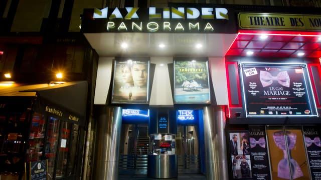 Une vingtaine de cinémas, comme le Max Linder Panorama lancent une carte de cinéma prépayée.