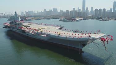 Le Shandong est une prouesse technologique et industrielle