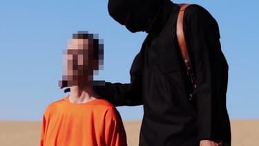 L'Etat islamique a diffusé une nouvelle vidéo dans laquelle David Haines est exécuté.