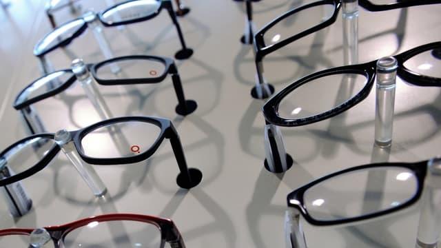 Certains opticiens assurent des permanences un ou deux jours par semaine.