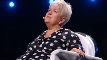 """Mimie Mathy dans """"La Chanson secrète"""""""
