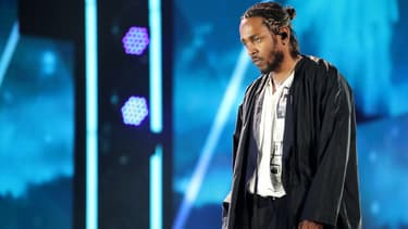 Kendrick Lamar en janvier 2018